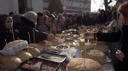 В Болгарии отмечают Никулден (День святого Николая)