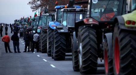Протест зернопроизводителей дошел до Софии