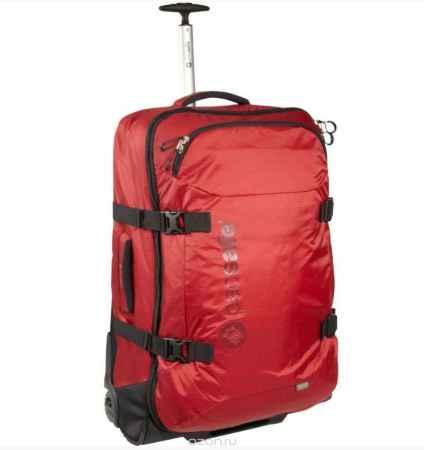 Купить Сумка PacSafe на колесах Toursafe 29, цвет: бордовый, 90 л