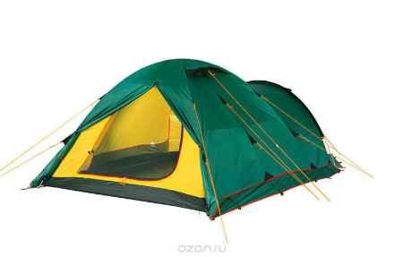 Купить Палатка Alexika Tower 3 Plus Green