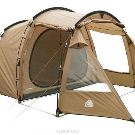 Купить Палатка пятиместная TREK PLANET Michigan 5, цвет: песочный