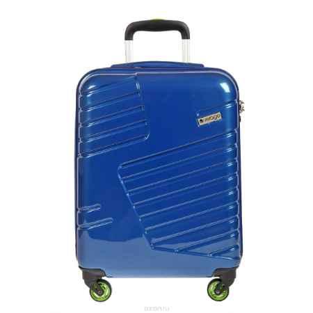 Купить Чемодан-тележка Verage, 31 л, цвет: синий. GM14042w 20 blue