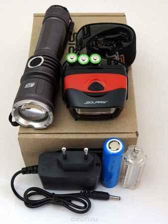 Купить Набор фонарей SOLARIS Kit FZ-50/L20 с комплектацией