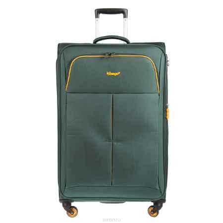 Купить Чемодан-тележка Verage, 95 л, цвет: темно-зеленый. GM14040w 28 dark green