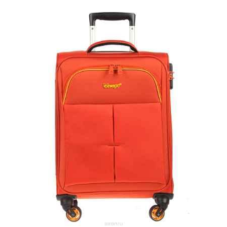 Купить Чемодан-тележка Verage, 30 л, цвет: оранжевый. GM14040w 18.5 orange
