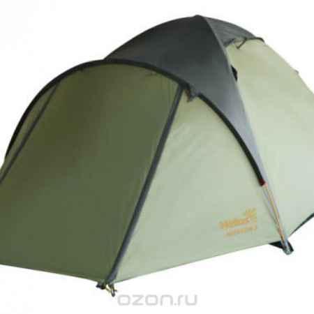 Купить Палатка MUSSON-3 (HS-2366-3) Helios , цвет: зеленый