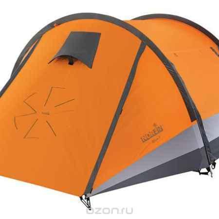 Купить Палатка Norfin Glan 3 Orange-Gray