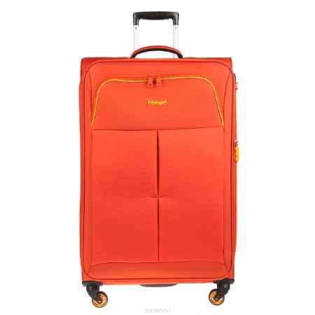 Купить Чемодан-тележка Verage, 95 л, цвет: оранжевый. GM14040w 28 orange