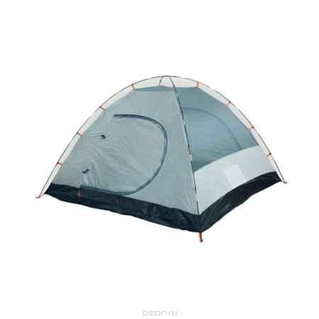 Купить Палатка Husky Boyard 4, цвет: зеленый