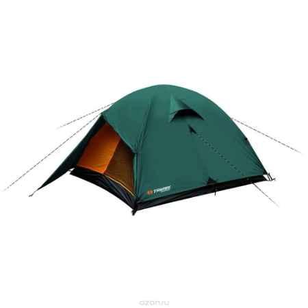 Купить Палатка трехместная Trimm OHIO 2, цвет: зеленый