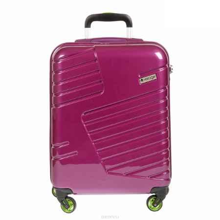 Купить Чемодан-тележка Verage, 31 л, цвет: фиолетовый. GM14042w 20 purple