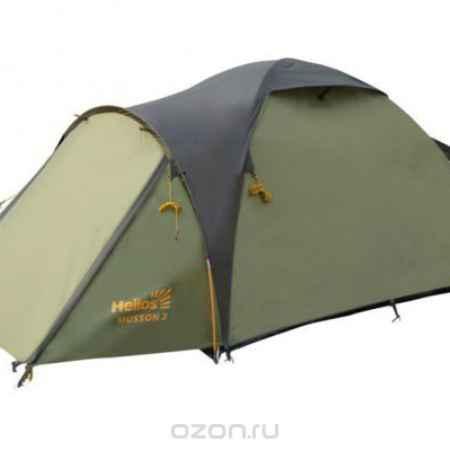 Купить Палатка MUSSON-2 (HS-2366-2) Helios , цвет: зеленый