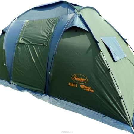 Купить Палатка CANADIAN CAMPER SANA 4 (цвет forest)