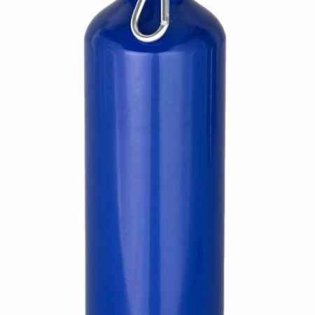 Купить Бутылка для воды CAMPLAND, с карабином, цвет: синий, 1 л