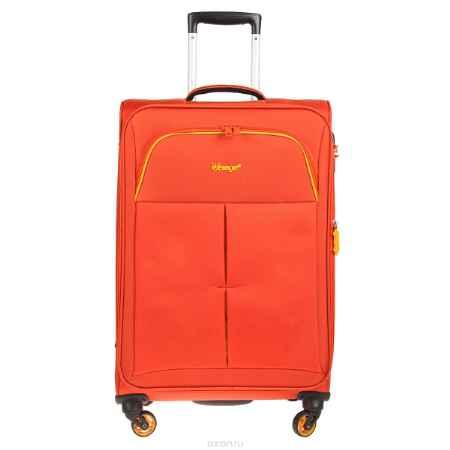 Купить Чемодан-тележка Verage, 58 л, цвет: оранжевый. GM14040w 24 orange