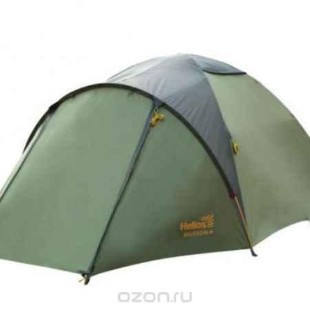 Купить Палатка MUSSON-4 (HS-2366-4) Helios , цвет: зеленый