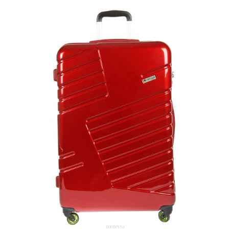 Купить Чемодан-тележка Verage, 95 л, цвет: красный. GM14042w 28 red