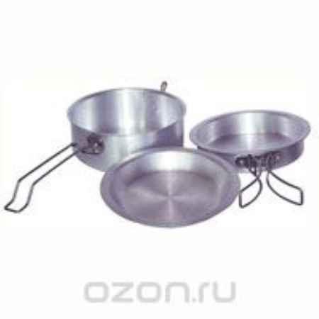 Купить Набор походной посуды Retki