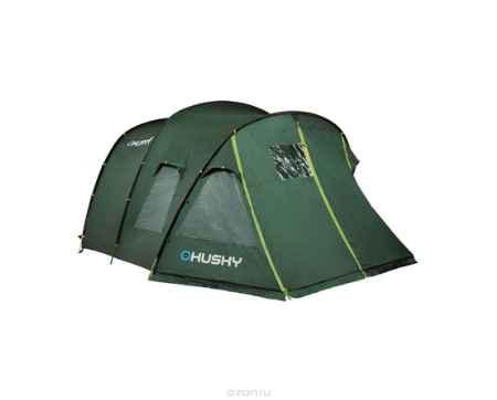 Купить Палатка Husky Grande 5 Green