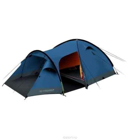 Купить Палатка четырехместная Trimm CAMP II 4, цвет: синий
