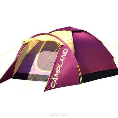 Купить Палатка Campland Wasp 3 Violet-Yellow