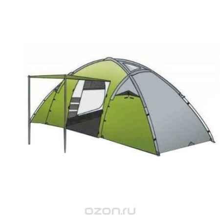 Купить Палатка INDIANA DERNA 4, цвет: зеленый