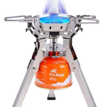 Купить Газовая горелка Fire-Maple Family, c пьезоэлементом. FMS-108
