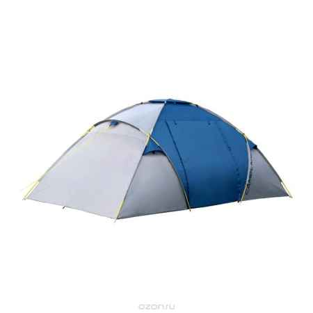 Купить Палатка Campland Racoon 4 Grey-Blue