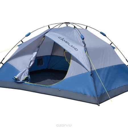 Купить Палатка Campland Marshal 4a Grey-Blue