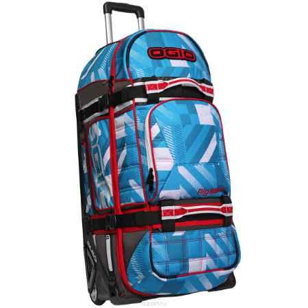 Купить Сумка на колесах OGIO Rig 9800, цвет: голубой. 121001.372