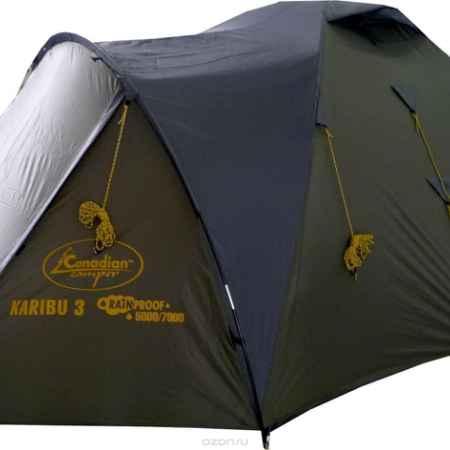 Купить Палатка CANADIAN CAMPER KARIBU 3 (цвет forest)