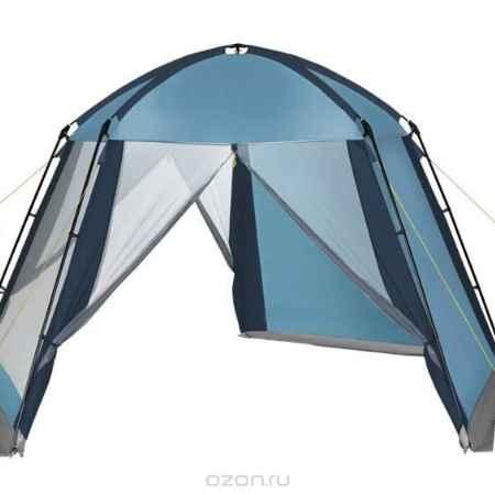 Купить Шатер-тент TREK PLANET WEEKEND DOME, пятиугольной формы, 395х410х215, цвет: синий/голубой