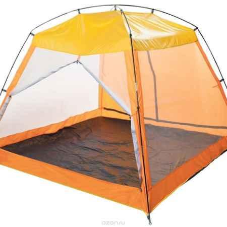 Купить Тент пляжный TREK PLANET Malibu Beach, цвет: желтый/оранжевый, 210х210х150