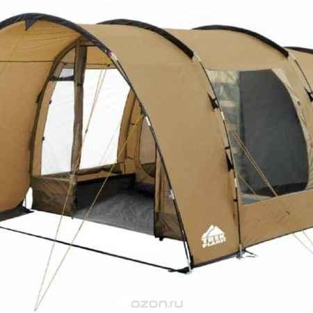 Купить Палатка четырехместная TREK PLANET Calgary 4, цвет: песочный