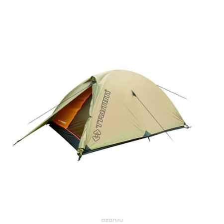 Купить Палатка двухместная Trimm ALFA 2, цвет: песочный