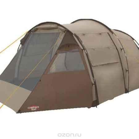 Купить Палатка кемпинговая CAMPACK-TENT Land Voyager 4 (2013) (олива) арт.0037631