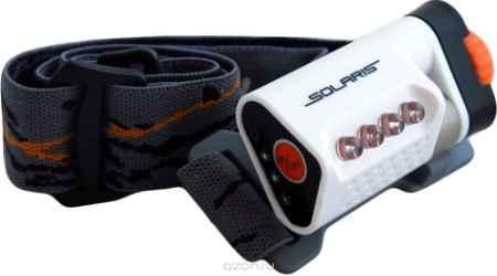 Купить Налобный светодиодный фонарь SOLARIS L40 белый