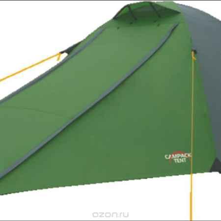 Купить Палатка Campack Tent Forest Explorer 4, цвет: серо-зеленый