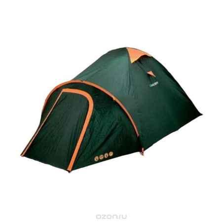Купить Палатка Husky Bizon 3 Dark Green