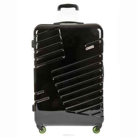 Купить Чемодан-тележка Verage, 95 л, цвет: черный. GM14042w 28 black