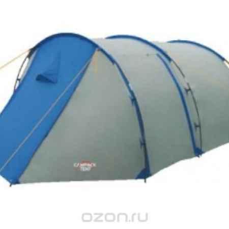 Купить Палатка туристическая CAMPACK-TENT Field Explorer 4 (2013) (серый/голубой) арт.0037638
