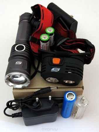 Купить Набор фонарей SOLARIS Kit FZ-50/M40 с комплектацией