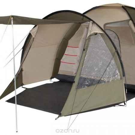 Купить Палатка четырехместная TREK PLANET Atlanta Air 4, цвет: св.хаки/хаки