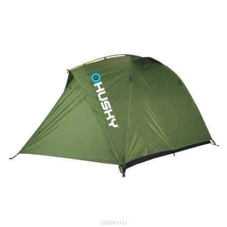 Купить Палатка Husky Brony 3 Light Green, цвет: светло-зеленый