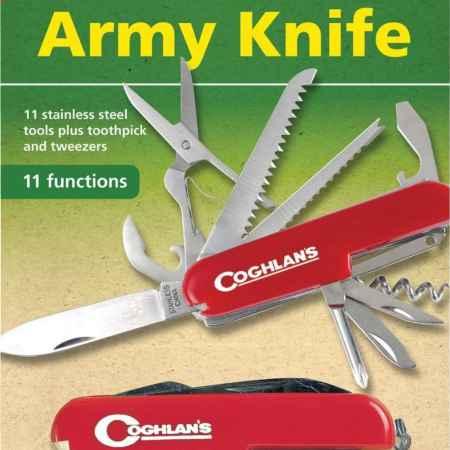 Купить Многофункциональный туристический нож COGHLAN'S (11 функций)