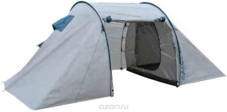 Купить Палатка туристическая CAMPLAND CAMEL, 4-х местная, цвет: серо-синий