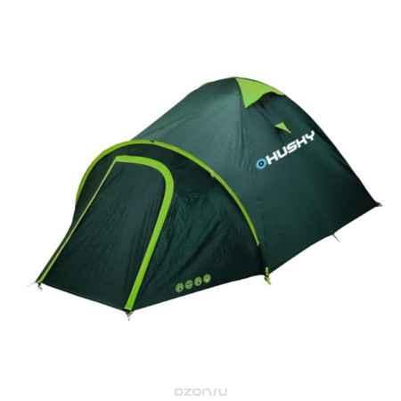 Купить Палатка Husky Bizon 4 Dark Green