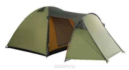 Купить Палатка PASSAT-4 (HS-2368-4) Helios , цвет: зеленый