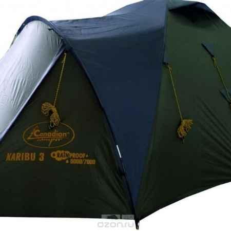 Купить Палатка CANADIAN CAMPER KARIBU 4 (цвет forest)