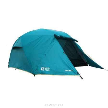 Купить Палатка Nova Tour Битл 2 Blue